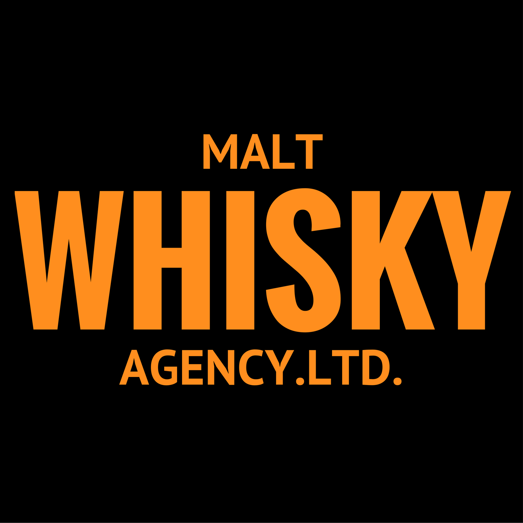 Malt Whisky Agency logo